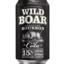 Photo of Wild Boar Bourbon Whiskey & Cola 15% Can