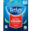 Photo of Tetley Extra Strong Tea Bags 100's