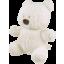 Photo of Dandelion Organic Cotton Plush Bear (With Rattle)