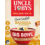 Photo of Uncle Tobys Rolled Oats Quick Sachet Banana & Honey Big Bowl 8 Pack 368g