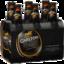 Photo of Carlton Black Stubbie 6 Pack