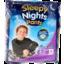 Photo of Babylove Sleepy Nights 4-7 Years 18-35kg 9 Pack
