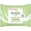 Photo of Simple Kind To Skin Facial Wipes Cleansing 25 Pack