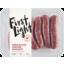 Photo of Firstlight Farm Raised Venison Sausages 400g