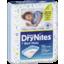 Photo of Huggies Dry Nites Bed Mats 7pk