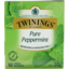 Photo of Twinings Infusions Tea Bags Envelope Peppermint 10
