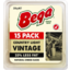 Photo of Bega Country Light Vintage Natural Cheese Slices 250g