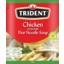 Photo of Trident Chicken Flavour Thai Noodle Soup (Gluten Free) 50g 50g