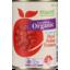 Photo of Macro Organic Tomatoes Diced No Added Salt 400g