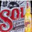 Photo of Sol Bottles Beer 330ml 12 Pack