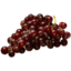 Photo of Grapes, Red, Seedless