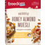 Photo of Freedom Foods Honey Almond With Yoghurt Covered Flakes Prebiotic Muesli 350g