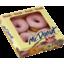 Photo of Mr Donut Strawberry Ring 4pk