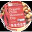 Photo of Organic Indulgence Dip - Chilli Hummus