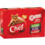 Photo of Chef Cat Food Pouch Variety Classic Loaf 12 Pack