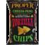 Photo of Proper Tortilla Chips Cheeza-peno 170g