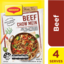 Photo of Maggi Recipe Base Chow Mein 32g