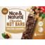 Photo of Nice&Natural Chocolate Nut Bars Salted Caramel With Real Dark Chocolate 6pk 180g