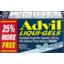 Photo of Advil Liquid Gels