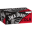 Photo of Jack Daniel's & Cola 500ml Can Case