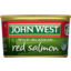 Photo of John West Salmon Red 210g