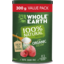 Photo of Whole Earth 100% Natural Sweetener With Organic Stevia Canister 300g