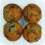 Photo of Blueberry Muffins 4 Pack