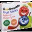 Photo of Goodness Me Fruit Sticks Raspberry & Blueberry 119gm