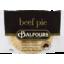 Photo of Balfours Premium Pie Beef 200gm