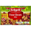 Photo of Edgell Four Bean Mix Value Pack 4x125g