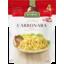 Photo of S/R La Pasta Carbonara 120gm
