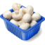 Photo of Mushrooms Button Pnt 200gm