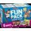 Photo of Kelloggs Fun Pack 6 Pack