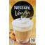 Photo of Nescafe Cafe Menu Vanilla Latte 10x18.5g