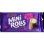 Photo of Cadbury Mini Rolls Raspberry 5 Pack