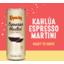 Photo of Kahlua Espresso Martini 7% Cans - 24 X 200ml