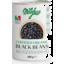 Photo of Manfuso - Black Beans Cert Org - 400g