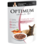 Photo of Optimum Mature Wet Cat Food Salmon In Jelly 85g Pouch