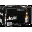 Photo of Asahi Super Dry 5% 4 X 6x330ml