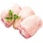 Photo of Chicken Thigh Fillets (Skin On)