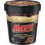 Photo of Mars Creamy Malt Chocolate & Caramel Fudge Ice Cream Tub 460ml