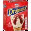 Photo of Nestle Peters Ice Cream Drumstick  Boysenberry Swirl  4 Pack