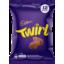 Photo of Cadbury Cdm Twirl Sharepack 168g