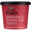 Photo of Moo Boysenberry & Super Acai Yoghurt 720g