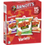 Photo of Arnotts Shapes Originals Variety Pizza, Barbecue And Mini Chicken Crimpy 15 Packs 375g