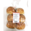 Photo of Bakers Direct Wholemeal Rolls 6pk