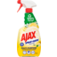 Photo of Ajax Spray N' Wipe Multipurpose Antibacterial Disinfectant Cleaner Trigger Spray Recycled Bottle Lemon Citrus 500ml