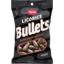 Photo of Fyna Dark Chocolate Licorice Bullets 250gm