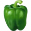 Photo of Organic Capsicum Green kg
