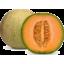 Photo of Rockmelon - Half